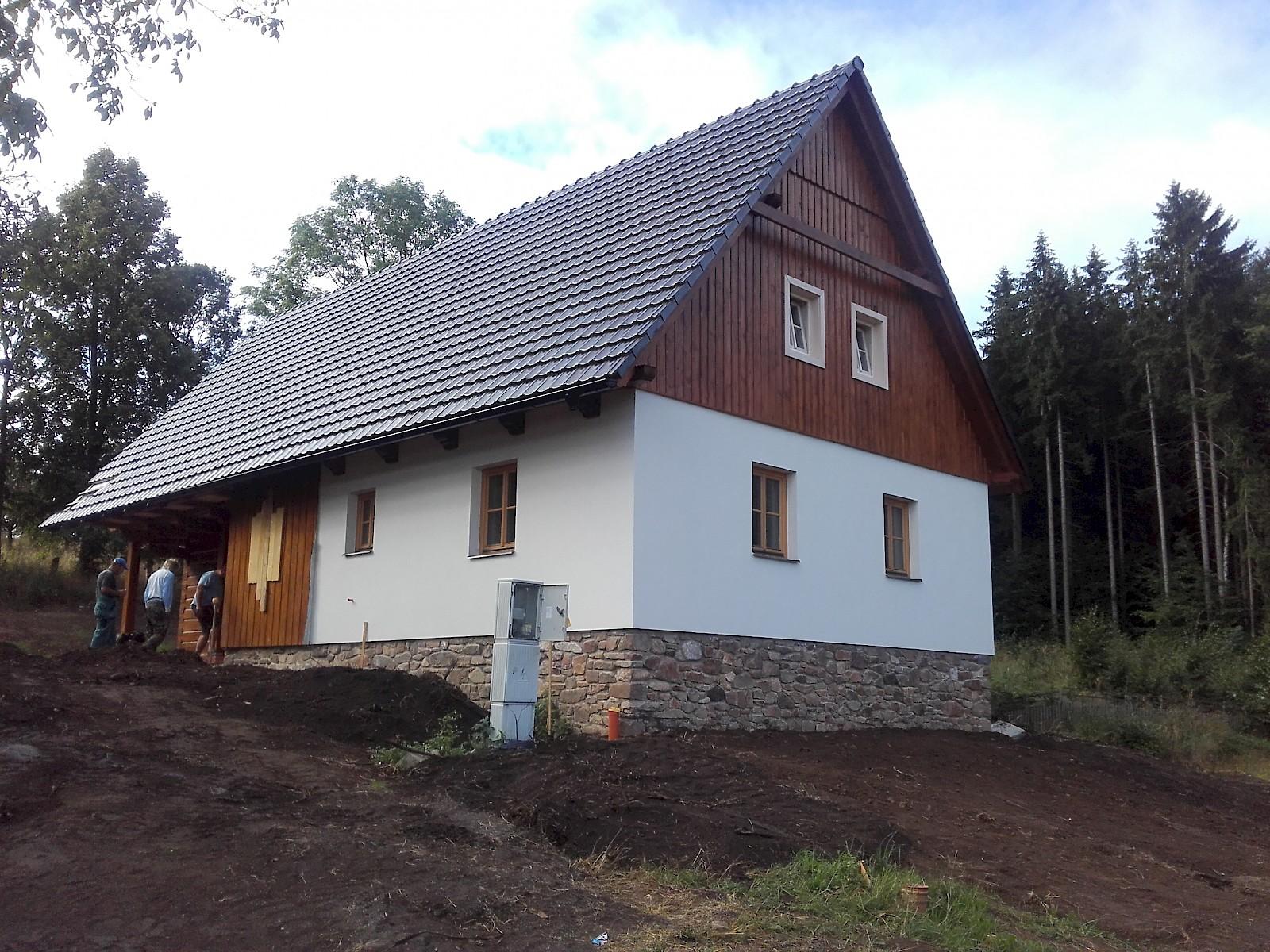 Stavitelství Kudláček s.r.o. - Ukázka našich prací